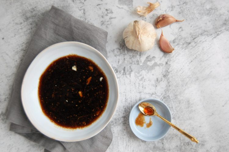 Asiatisk soya marinade og dressing